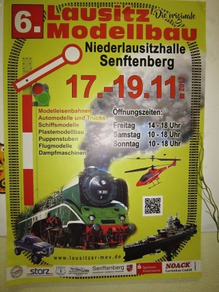 Výstava v Senftenbergu 2017